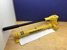 Enerpac P 228 Hydrualic Hand Pump 40000 Psi Nice