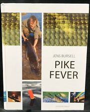 Pike Fever by Jens Bursell - Pike fishing Angling - Free Shipping!