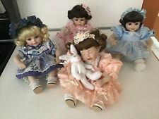 Marie Osmond 1999 Four Tiny Tots limited Edition