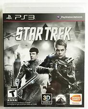 SONY PLAYSTATION 3 PS3 STAR TREK: THE GAME ~ PLAY LONG AND PROSPER!