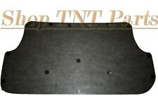 """1980-86 F150 & Bronco Truck Hood Insulation Pad Ford w/ Clips F250 1/2"""" Low Prof"""