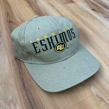Vintage Edmonton Eskimos Starter The Right Hat Snapback Cap CFL 90s Football
