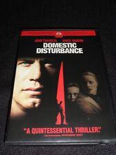 DOMESTIC DISTURBANCE DVD (LIKE NEW)