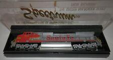 Spectrum N Scale POWERED Santa Fe 802 Diesel Engine w/ Directional Lighting