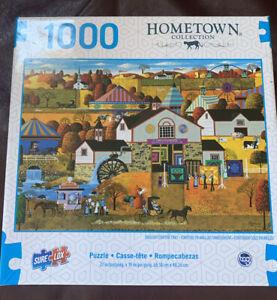 "hometown collection 1000 piece puzzles Heronim ""Ladies of Lancaster"""