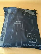 BNWT ProClimate Mens Waterproof Suit in a Bag (Size XL)