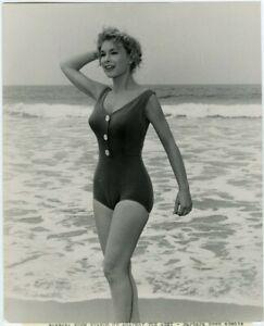 Gorgeous Pin-Up Bathing Beauty Barbara Eden Vintage Original 1959 Photograph