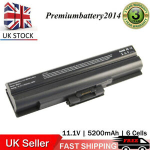 5200mAh battery for Sony VAIO VGN-NS30E VGN-CS21S VGP-BPS21A, VGP-BPS21B UK