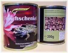 FROSCHSCHENKEL Scherz-Dosen Frösche Fruchtgummi Dose