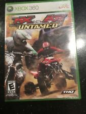MX vs. ATV Untamed Xbox 360 Brand New Factory Sealed