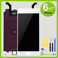 Display Für Original iPhone 6 LCD mit RETINA Glas Scheibe Bildschirm FrontWEISS