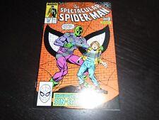 SPECTACULAR SPIDER-MAN #136 Marvel Comics 1988 VF/NM