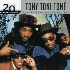 Tony! Toni! Ton ! - 20th Century Masters: Millennium Collection [New CD] Jewel C