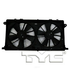 Radiator Fan Assembly For 2015-2018 Ford F150 2017 2016 TYC 623450