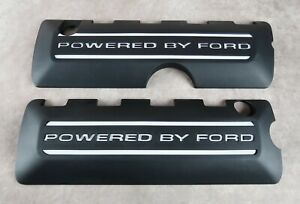 POWERED BY FORD Mustang SHELBY Engine Coil Covers 2011-2021 GT350 GT 5.0 5.2 oem
