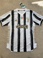Adidas 2020-2021 Juventus Jersey McKennie #14 Size Large