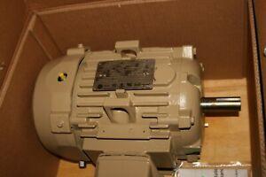 GE 5KS184SAA305 M9704 184T Frame 2 HP 1170 rpm 230/460 V Motor  6/3 A