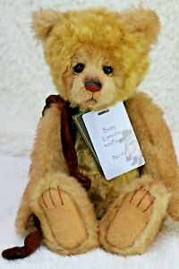 Charlie Bears - Butty by Isabelle Lee L/E 400 pieces - BNWT