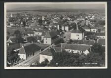 OBERWART / Burgenland >> Teilansicht << s/w AK kleinf. 1958