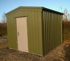 Secure Garden Store / Shed