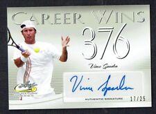 Vince Spadea #CW-VS1 signed autograph auto 2017 Leaf Tennis Career Wins 17/25