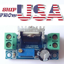 LM317 Step Down DC 4.2-40V to 1.2-37V DIY Kit AC/DC Power Supply Module Voltage