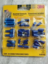 3M Assorted Connectors For `16 To 14 Gauge Wires #0380  INA