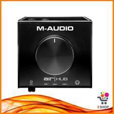 M-Audio AIR HUB Interfaccia Scheda Audio USB Esterna 24 Bit Professionale per Pc