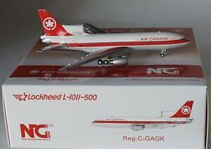 NG Models 35003 Lockheed L1011-500 Air Canada C-GAGK  in 1:400 scale