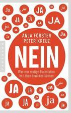 NEIN von Anja Förster und Peter Kreuz (2016, Taschenbuch)