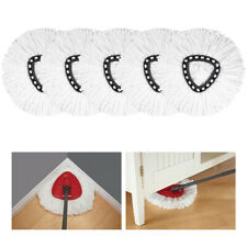 Replacement Microfiber Mop Head Easy Clean Wring Refill For O-Cedar 360°Spin Mop