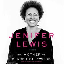 SIGNED The Mother of Black Hollywood A Memoir by Jenifer Lewis, autographed new