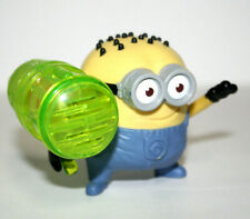 "2013 McDonalds Toy Minion Despicable Me Cake Topper 2.5"" Jerry Whizzer Whistle"