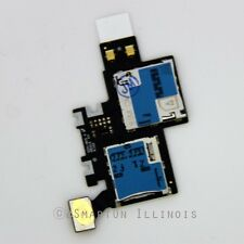 Samsung Galaxy Note 2 II  SCH-i605 Sim Card Holder Memory Tray Slot Cable