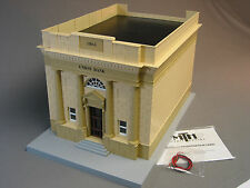 MTH RAIL KING RAILTOWN BANK UNION BANK building o gauge train structure 30-90223