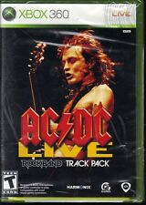 AC/DC Live: Rock Band Track Pack (Xbox 360, 2008) Brand New & Sealed