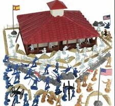 More details for bmc 1/32 teddy roosevelts rough riders charge of san juan jill 1898 set bmc67010