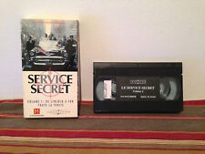 Les services secret volume 1 VHS tape & sleeve FRENCH documentary