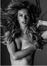 ALESSANDRA AMBROSIO POSTER 24x36 inches - HOLLYWOOD CELEBRITY PHOTO POSTER A