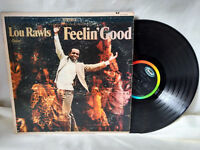 Lou Rawls LP Feelin' Good Capitol 2864 1968 Soul David Axelrod