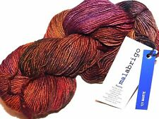 MARTE Lg Skein 310yd Malabrigo RASTITA Soft MERINO WOOL Painterly Single DK YARN
