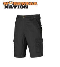 Shorts e bermuda da uomo neri in cotone