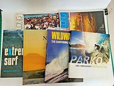 Surfing Books Pack - Wild Water Surfiding Way of Life, Extreme Surf, Ninth Wave