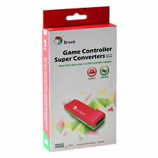 Used Brook Super Converter Xbox One to Nintendo Switch/WIIU
