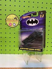 Mattel Hot Wheels 2010 Batman Returns Armored Batmobile 1:50 Scale Rare