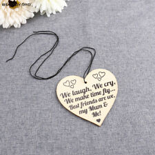 Mothers Day Gift hanging Heart Plaque mum Gift Special Mother Day Gift Mum Gift