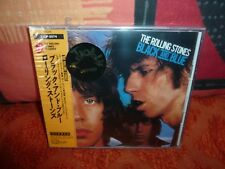 The Rolling Stones Black and Blue import japon CD