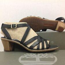 Timberland 27688W Women's Block Heels Shoes, Size UK 7.5 / EU 41 / USA 9.5