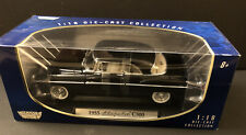 Motor Max Chrysler 1955 C300 1:18 Scale Die Cast Collection new in box