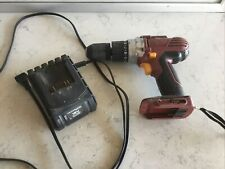 Chicago Electric 18volt Cordless Hammer Drill 68851 Set w/ Charger